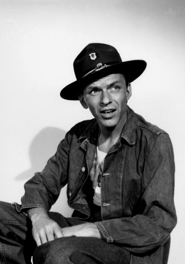 Image result for FRANK SINATRA in from here to eternity