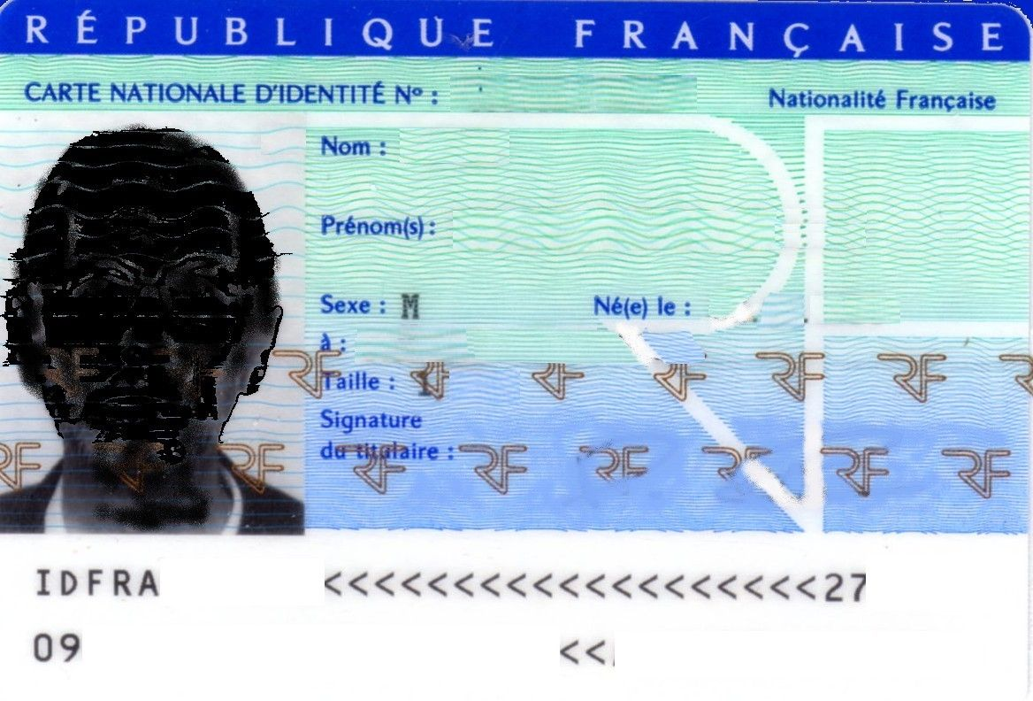 Carte Identite Francaise Trp Yahoo Image Search Results Carte