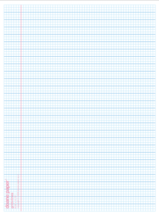 here's a page of downloadable graph paper for use in science