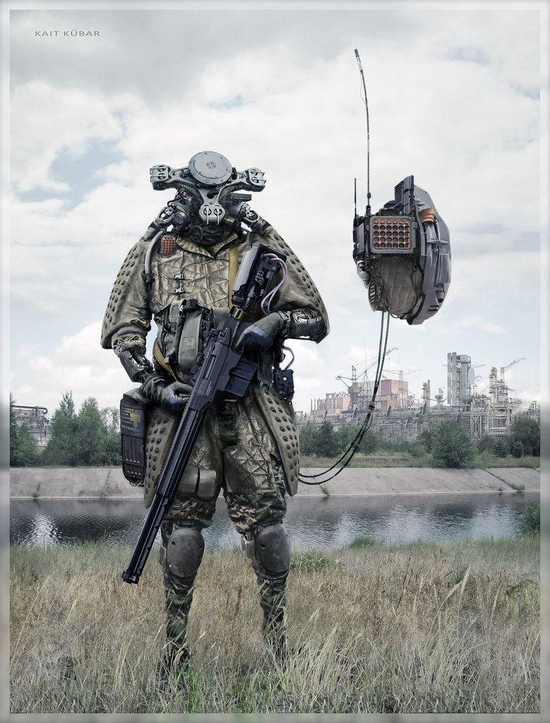 River Patrol by cyberkite