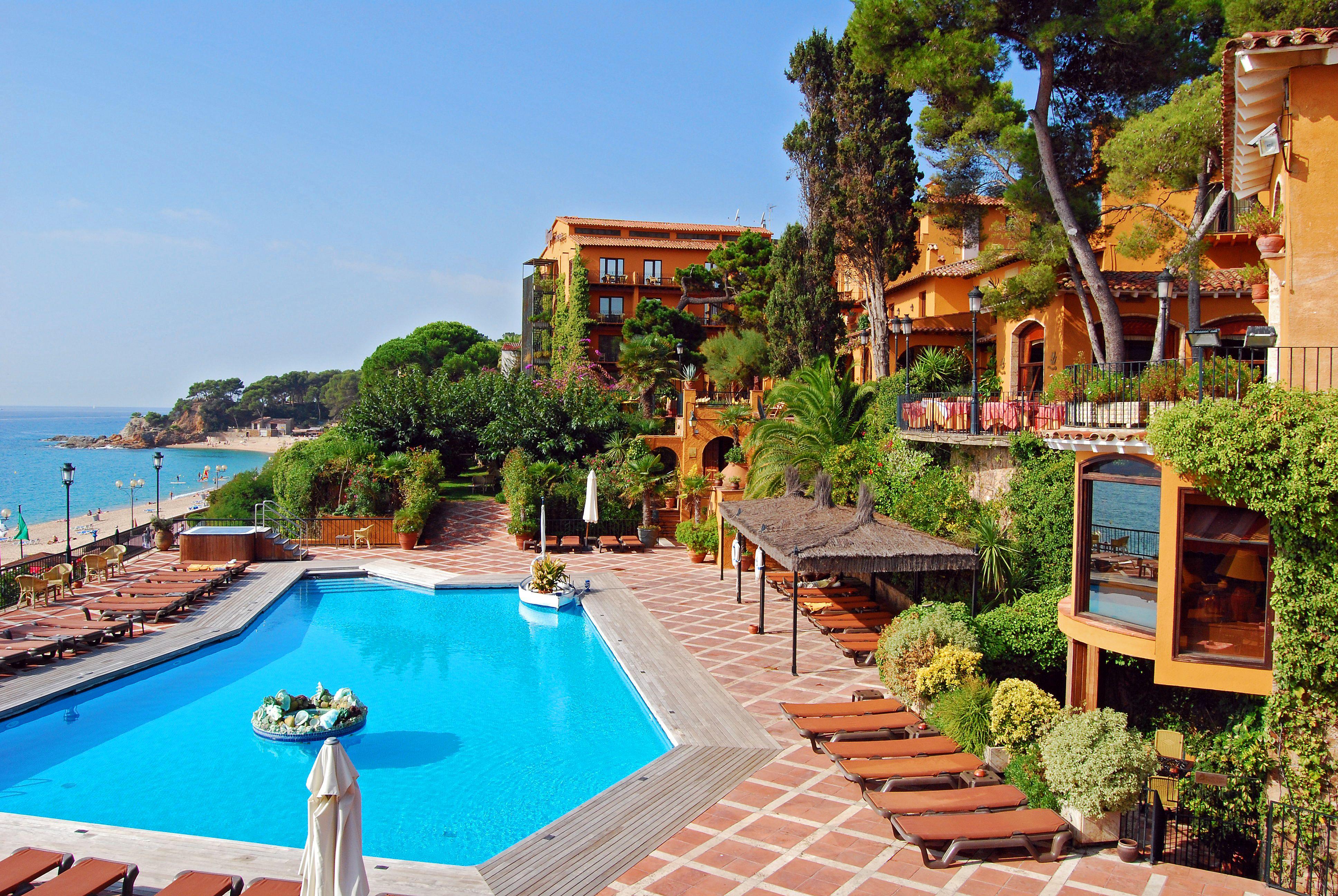Los mejores Hoteles de la Costa Brava Hotel, Hotel spa