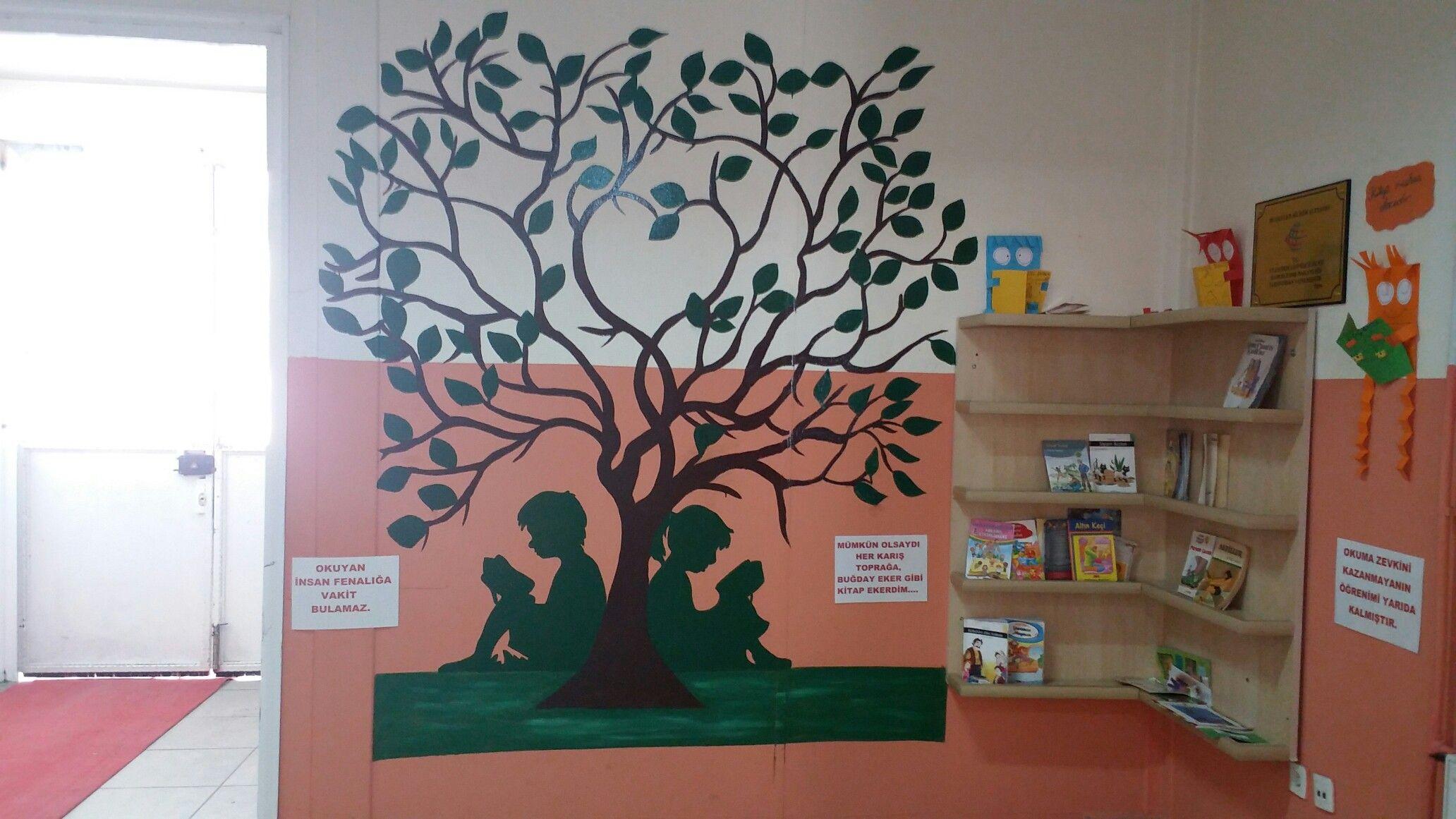 Okul Duvar Boyama Classroom School Murals School Ve Home Decor