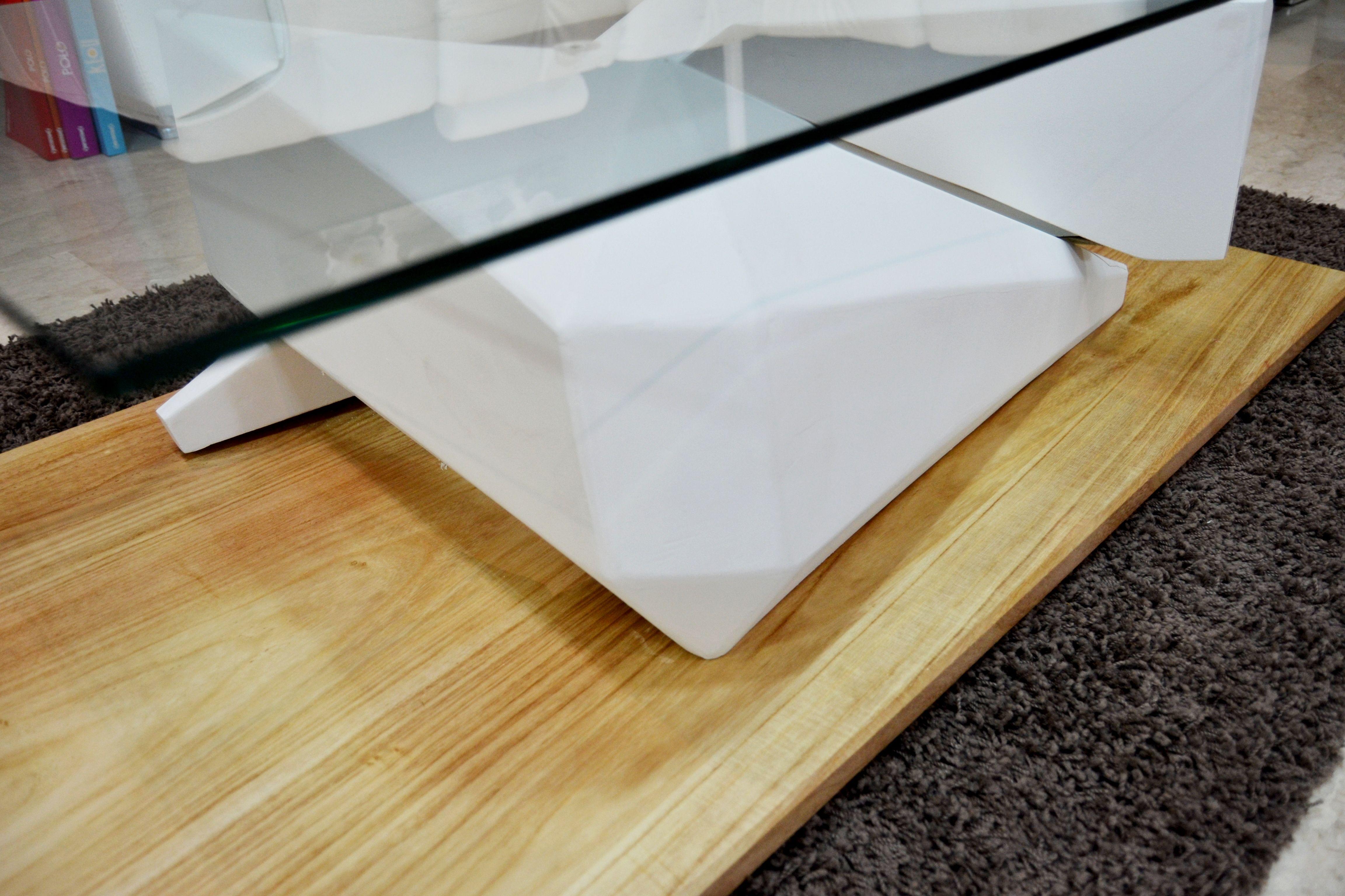 Tavolo legno e cristallo perfect affordable elegant sedie e tavoli da giardino se e tavoli roma - Gambe tavolo legno brico ...