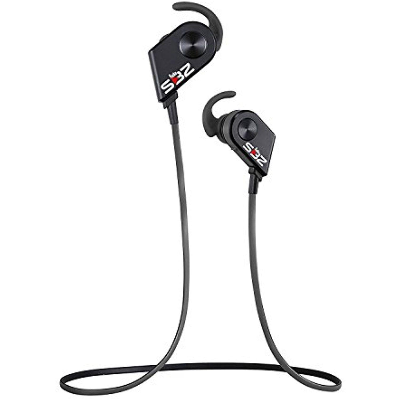 Bluetooth Headphones, SBZ Platinum V4.1 Noise Cancelling