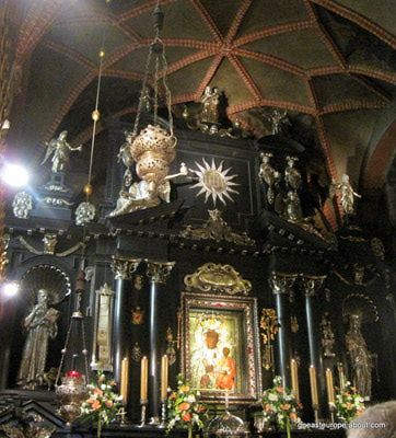 Church Of The Black Madonna Pin On Poland Adventure