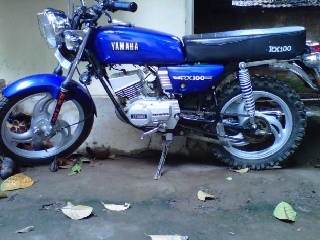 Yamaha Rx100 Autoescala Motor Autos Clasicos Y Antiguos
