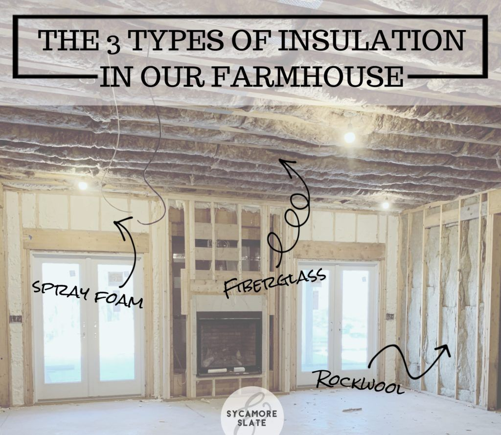 Learn The Basics About Three Types Of Insulation All Of Which We