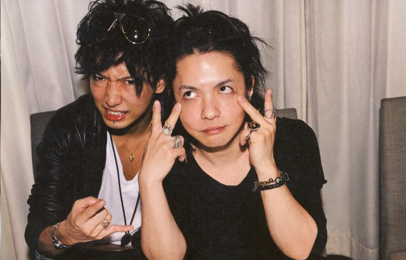 2012 #hyde #hidetotakarai #takarai #hydetakarai #larcenciel #vamps #ラルクアンシエル #寶井秀人