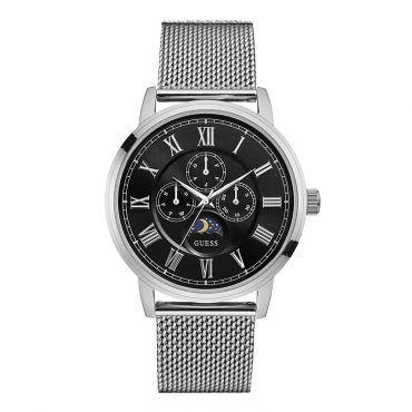 W0871G1 Ανδρικό ρολόι GUESS με μαύρο καντράν 321e2754a0e