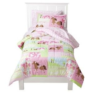 Target Mobile Site Circo 174 Pretty Horses Bedding Set