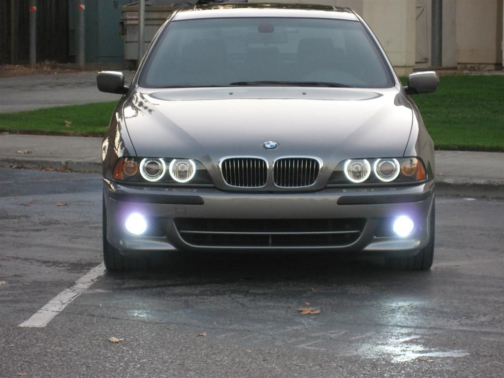 2000 bmw e39 540i sport 6 speed in anthracite grey cars. Black Bedroom Furniture Sets. Home Design Ideas