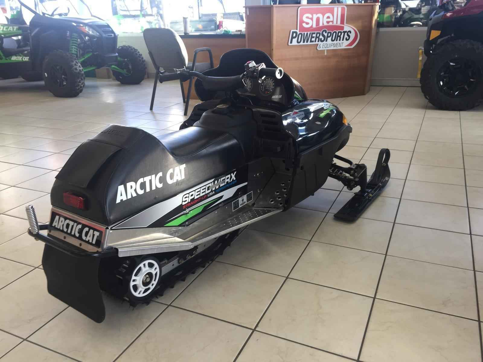 New 2015 Arctic Cat ZR 120 Snowmobile For Sale in