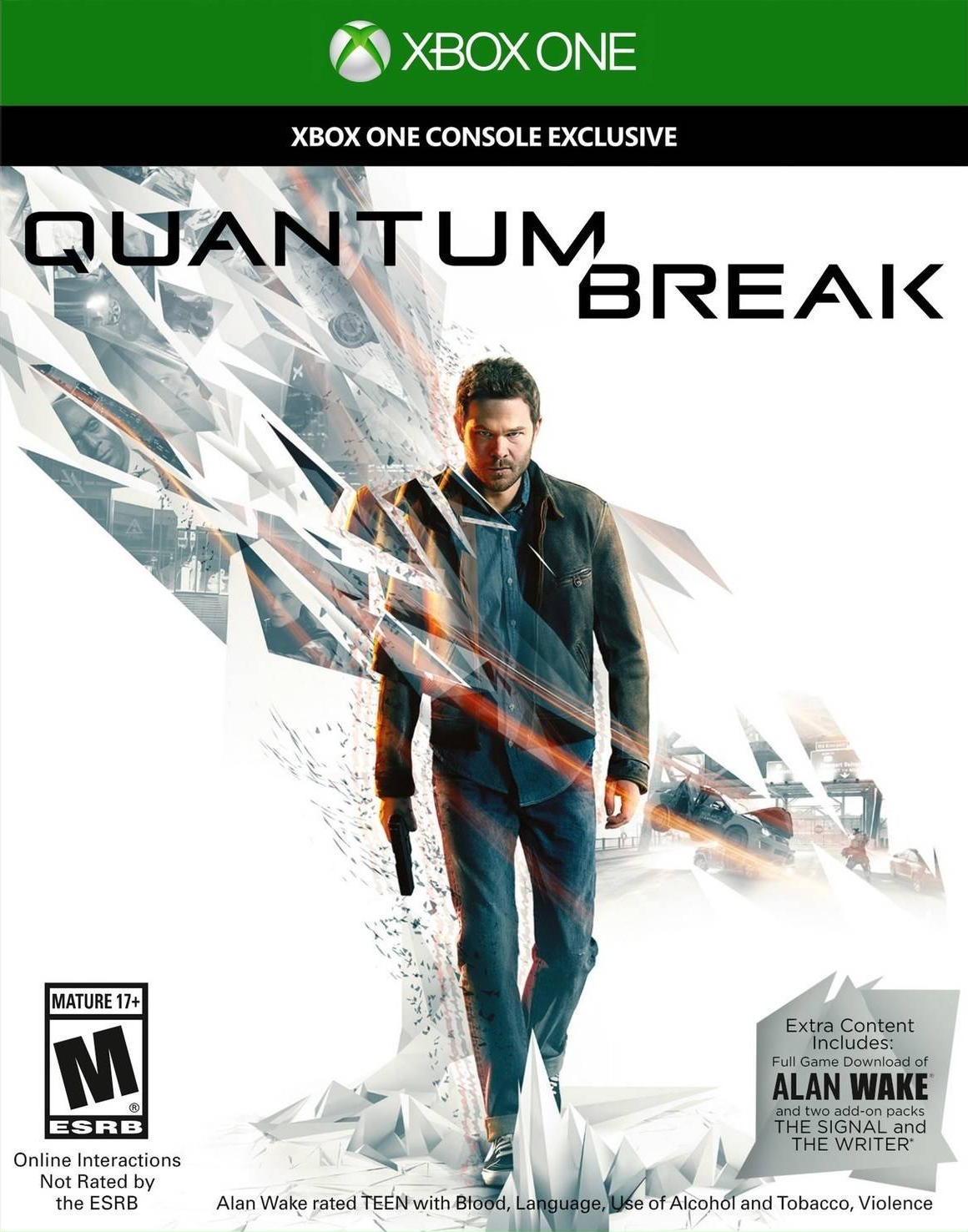 Quantum Break (Xbox One) | The Game Hoard Board | Quantum