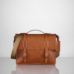Vachetta Messenger Bag - Ralph Lauren Messengers & Cross Body - RalphLauren.com
