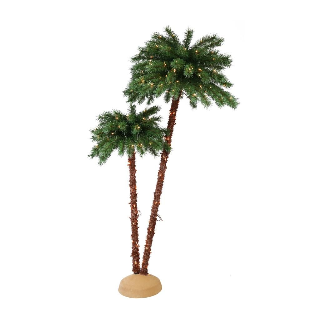 Artificial 6 ft Robellini Palm Tree