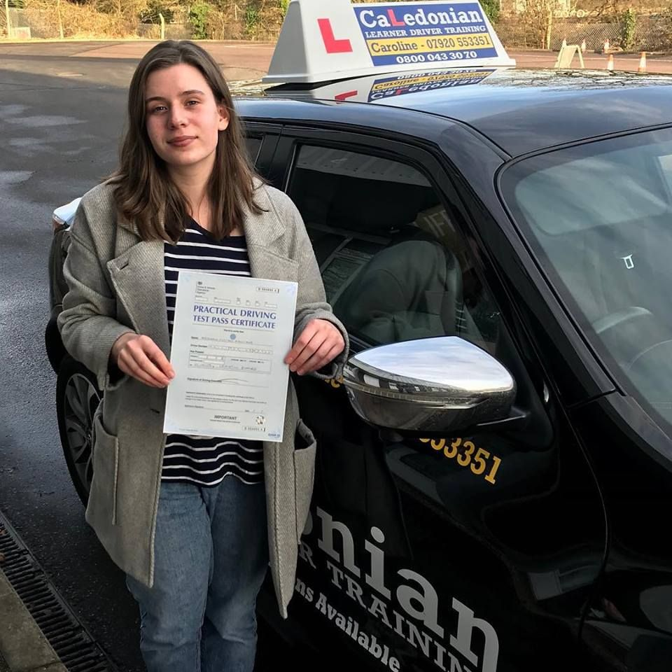 First Time Driver >> Congratulations To Meghan On Passing Her Driving Test First