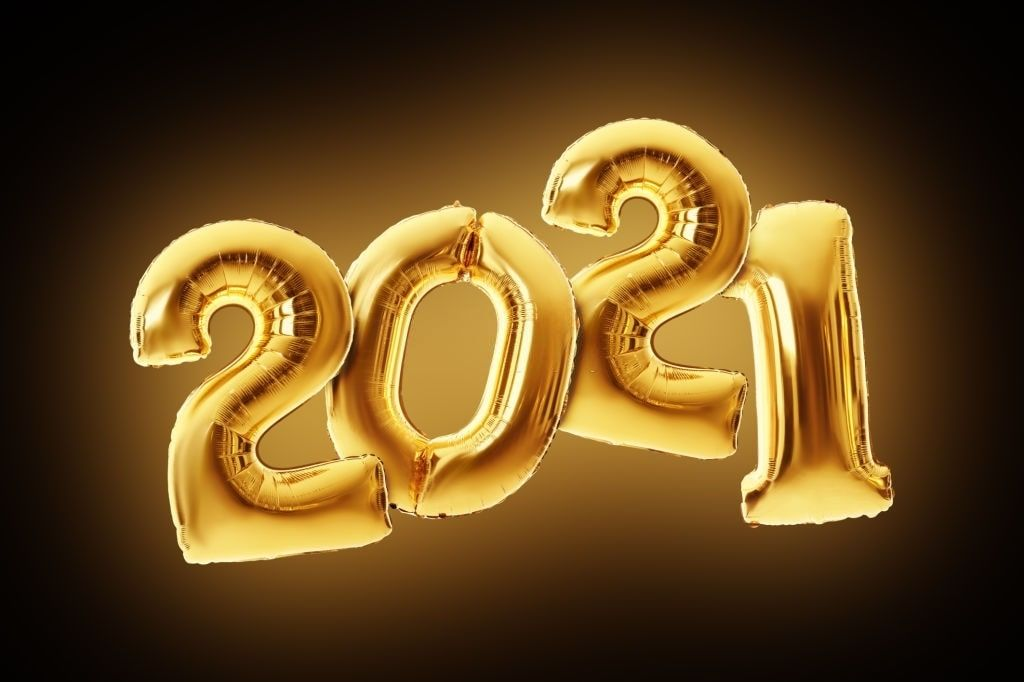 Amazing Happy New Year 2021 Gif Images in 2020 New year