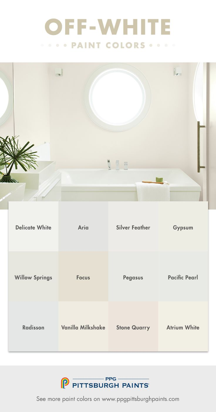 White Paint Colors Very Greatly In Tint And Tone Choosing The Right For Your E Will Make A Impact Long Term