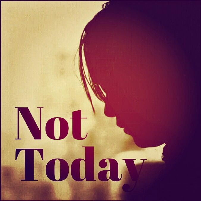 Game Of Love Quotes: Not Today #game Of #thrones Arya #Stark #quote
