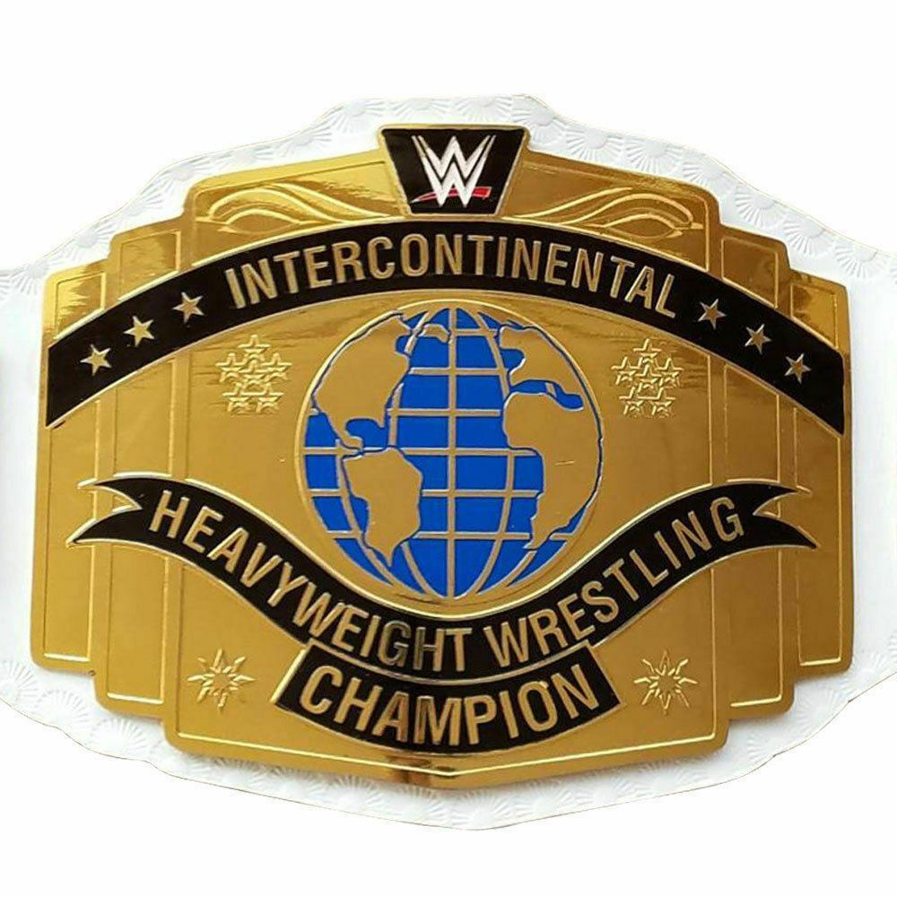 Wwe Intercontinental Championship Replica Title 2019 Wwe Us Wwe Intercontinental Championship Wwe Intercontinental