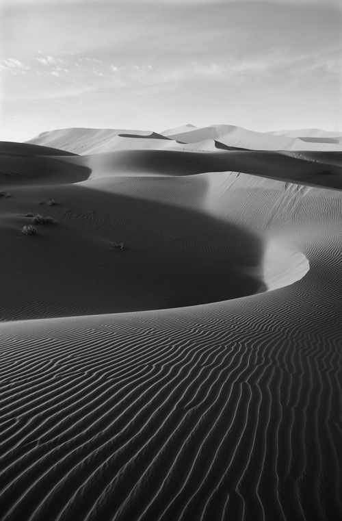 Pools of Shadow. Sossusvlei, Namibia. Drew Doggett Photography