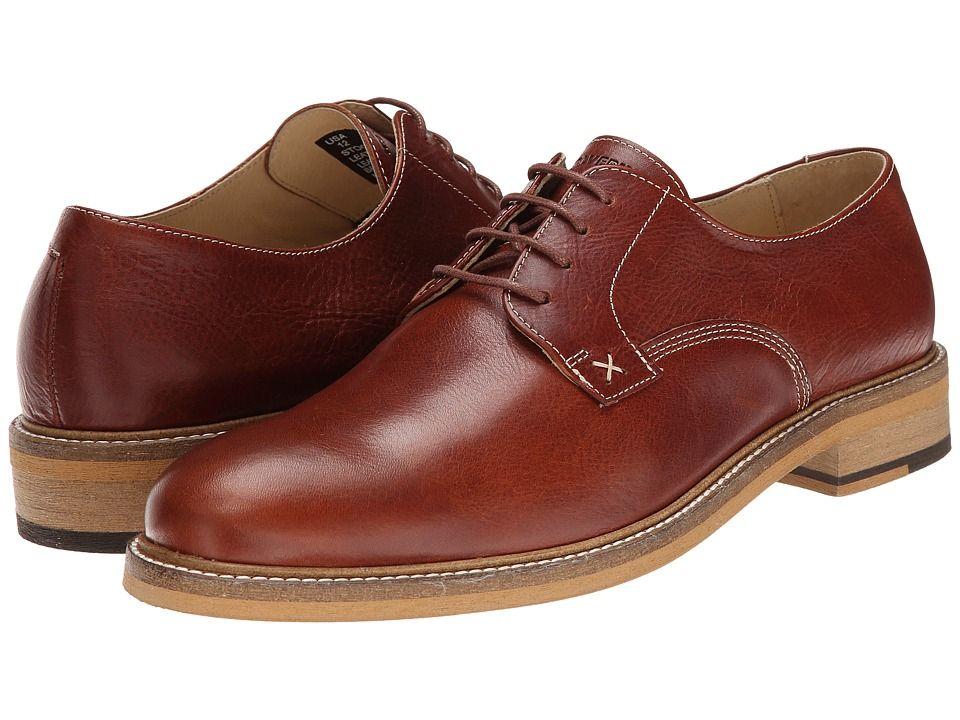 WOLVERINE WOLVERINE - HENRIK (BROWN) MEN'S BOOTS. #wolverine #shoes #