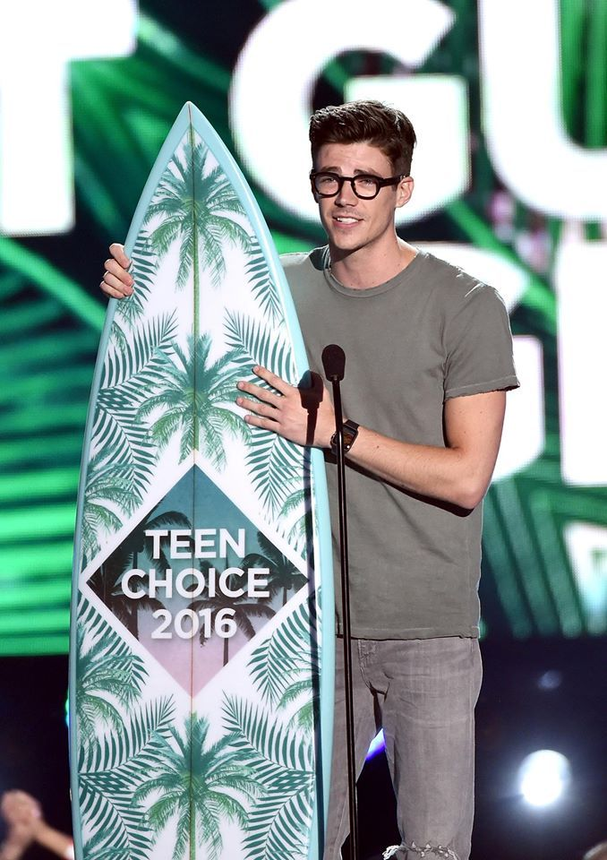 Image de grant gustin, teen choice awards, and the flash