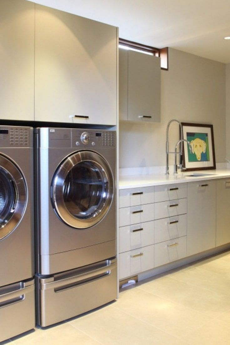 Best Washers And Dryers 2021 Best Laundry Room Design Ideas 2021 in 2020 | Laundry room design