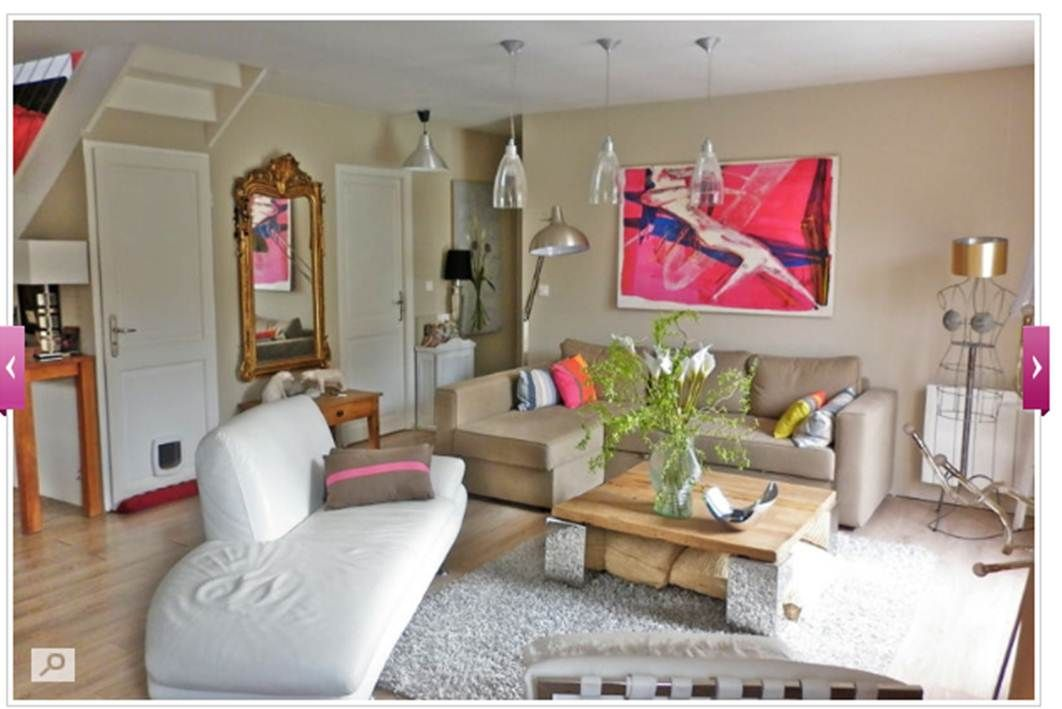 Good Living Room Area Just Not So Girlie, If Tyleru0027s With It. Photo DecorationsSalon  BeigeMagazine ...