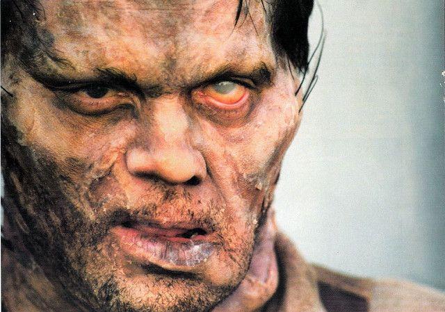 Vincent D'Onofrio Edgar Make-Up 'Men In Black' (MIB) in ...