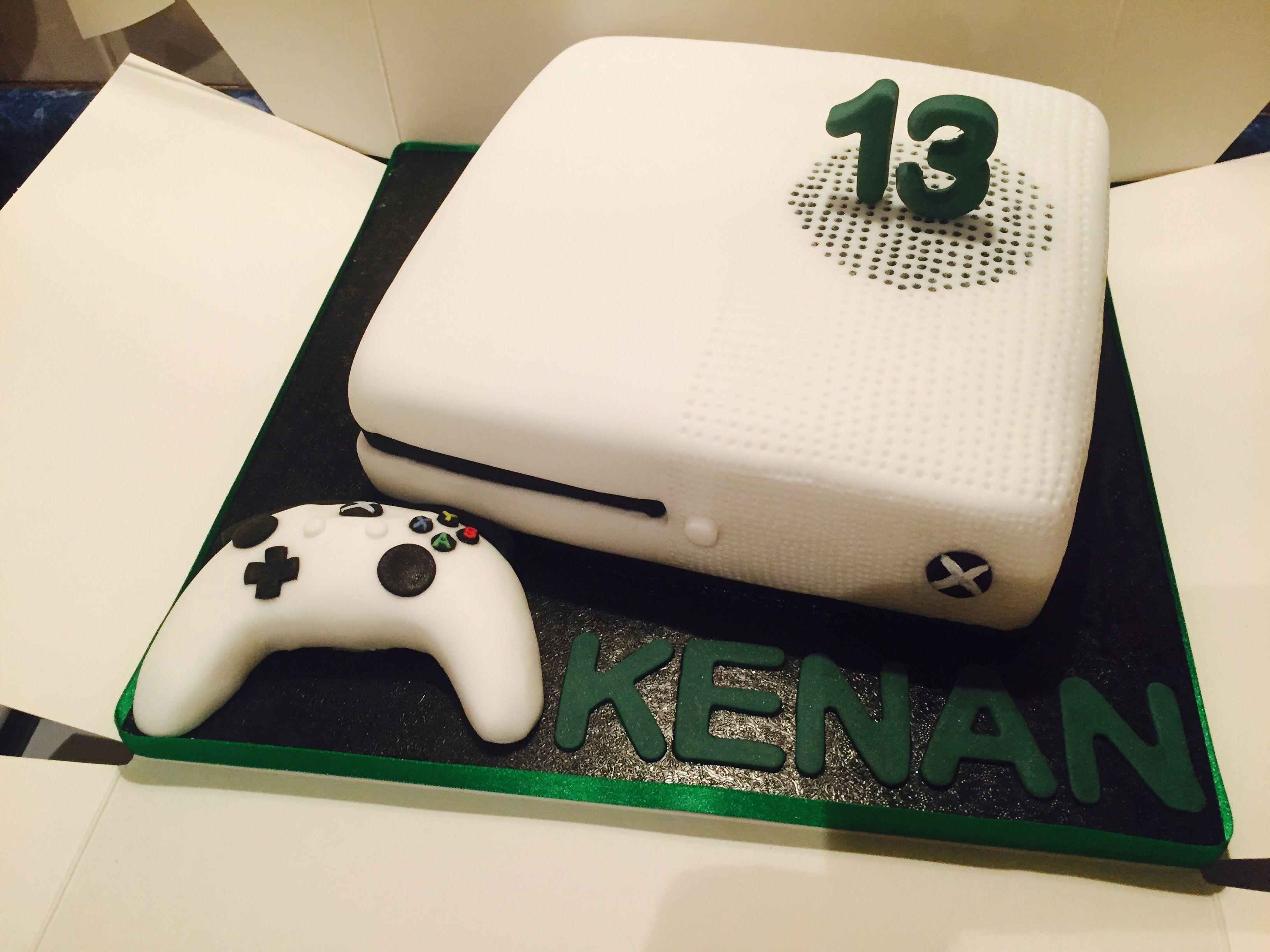 Xbox One Cake Xbox Cake Xbox One Cake Xbox Party