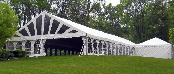 Wedding & Party Tent Rentals Heated, Frame, Outdoor