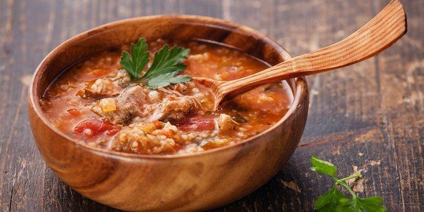 рецепт грузинский суп харчо из говядины