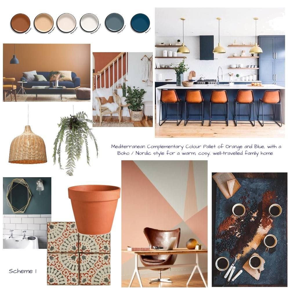 We Love This Warm And Inviting Scheme By Idistudent Laura Trace