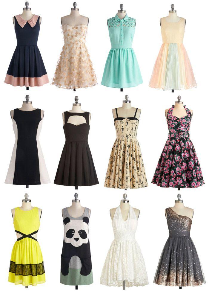 Depois dos Quinze | Bruna VieiraOs vestidos vintage da ModCloth