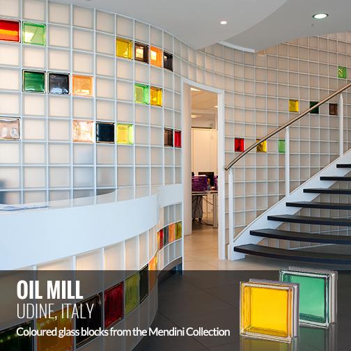 Add Colour To Your Design Glassblocks Glazenbouwstenen