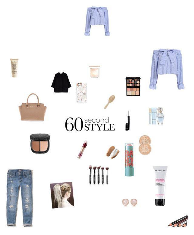 """Untitled #84"" by vittoriapeverani ❤ liked on Polyvore featuring Hollister Co., Collistar, Meraki, Puma, MAC Cosmetics, Maybelline, NYX, Marni, Marc Jacobs and Sigma"