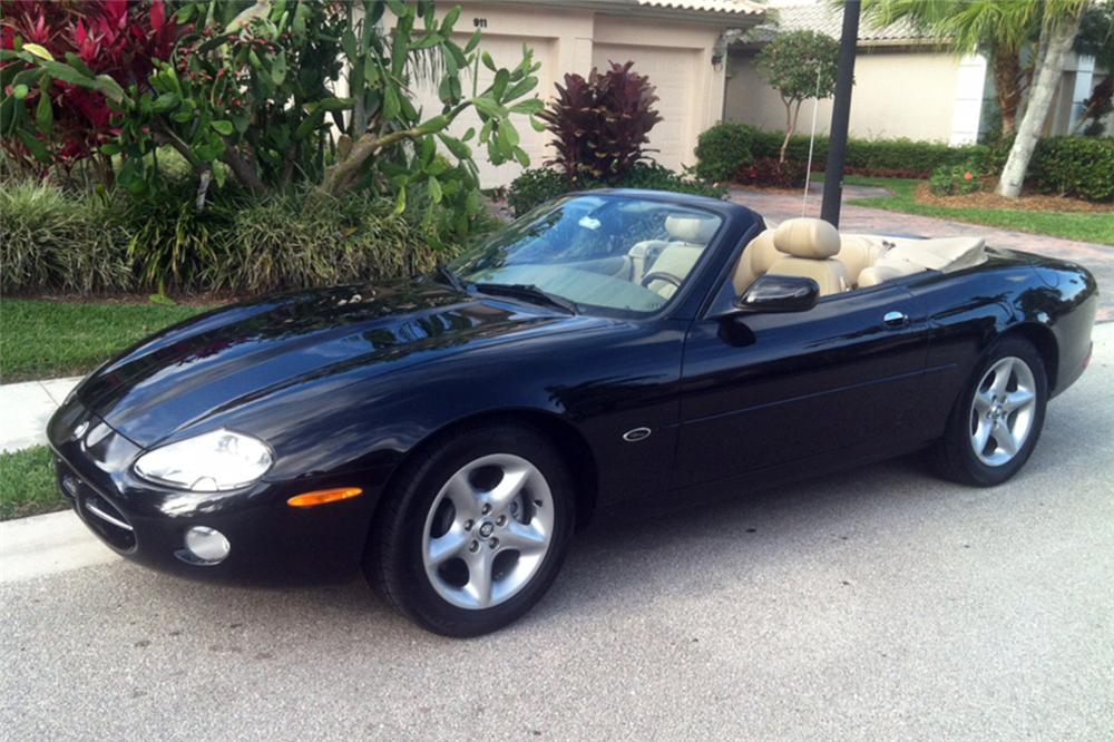 2001 Jaguar Xk8 Convertible Jaguar Xk8 Jaguar Xk8 Convertible Jaguar
