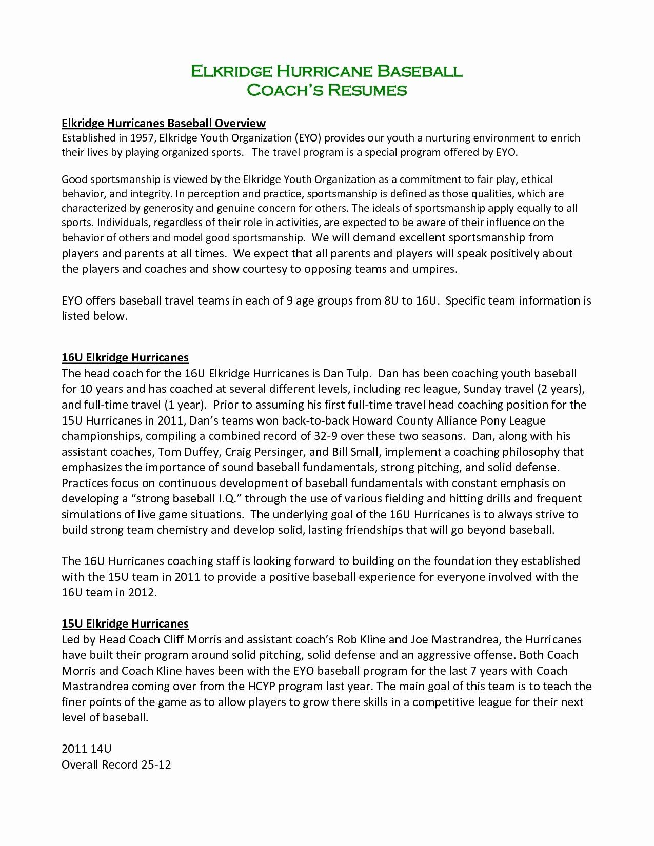 Best of elegant basketball resume template for player in