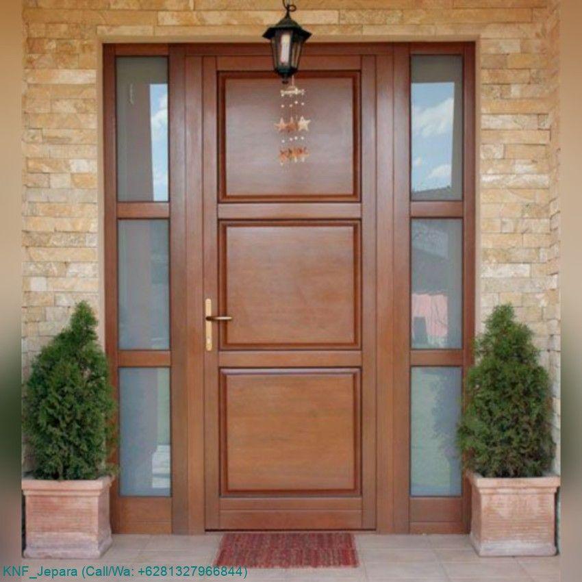 Teak Minimalist Door Sills   Kartanegara Furniture