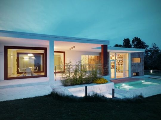 Cozy House Design in Italy by Damilano Studio | Expensive boxes ...