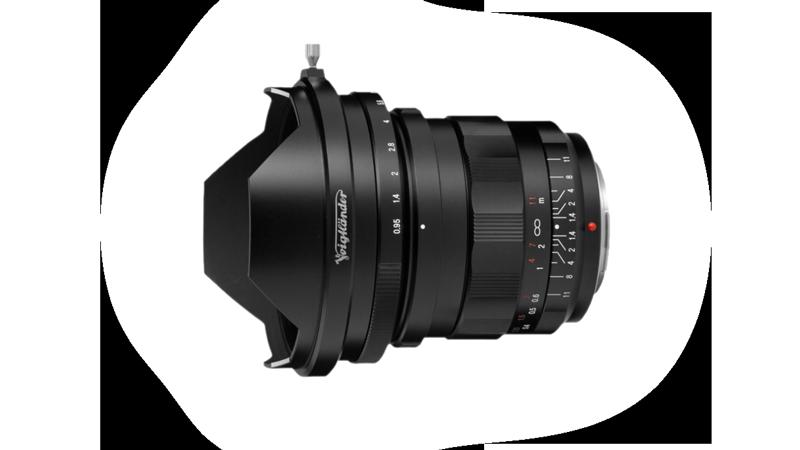 Nokton 10 5mm F 0 95 Camera Lens Lenses