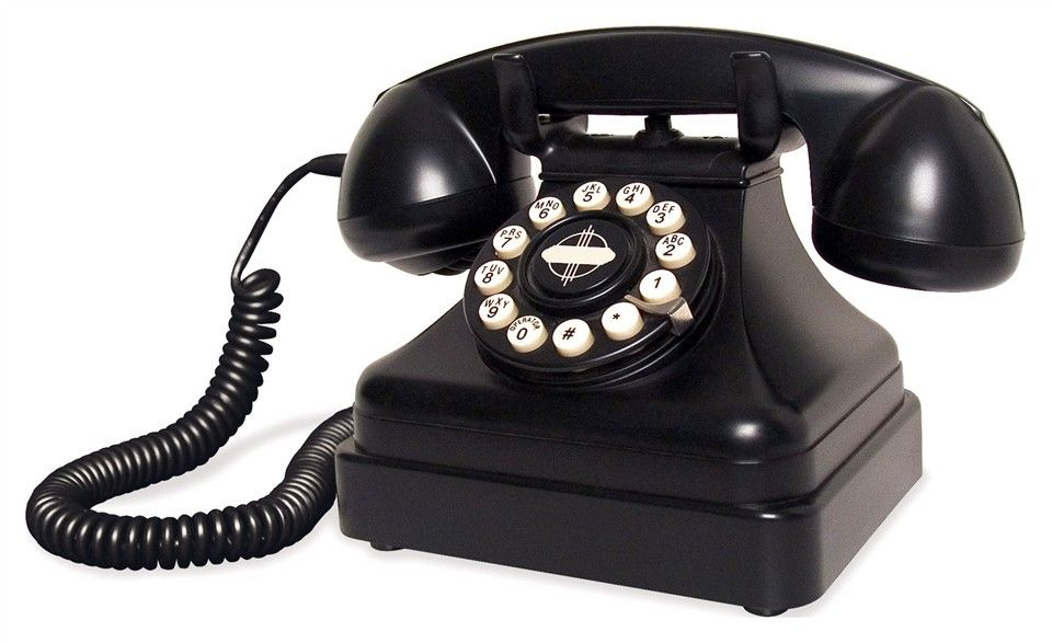 vintage telephone(1950s) Orpheus Classic desk, Retro