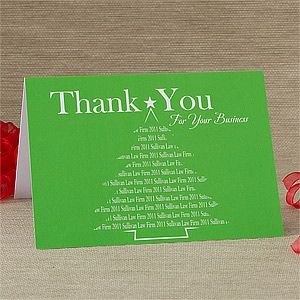 Thank You For Your Business© Corporate Christmas Cards ...