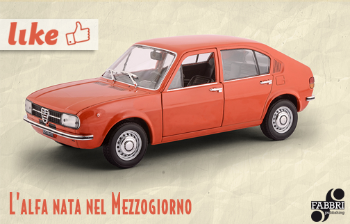 Alfa Romeo AlfaSud 1.2 (1972)