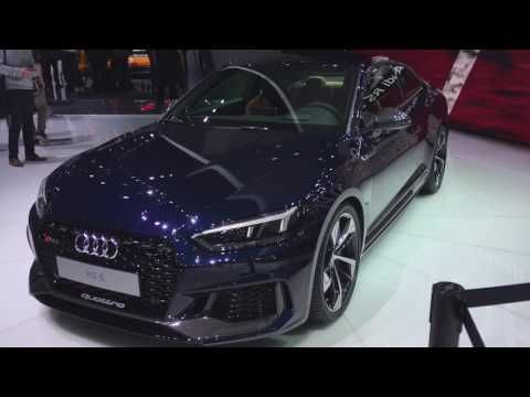 2018 audi rs5 sportback. wonderful sportback 2018 audi rs5 coupe walkaround at geneva  youtube in audi rs5 sportback