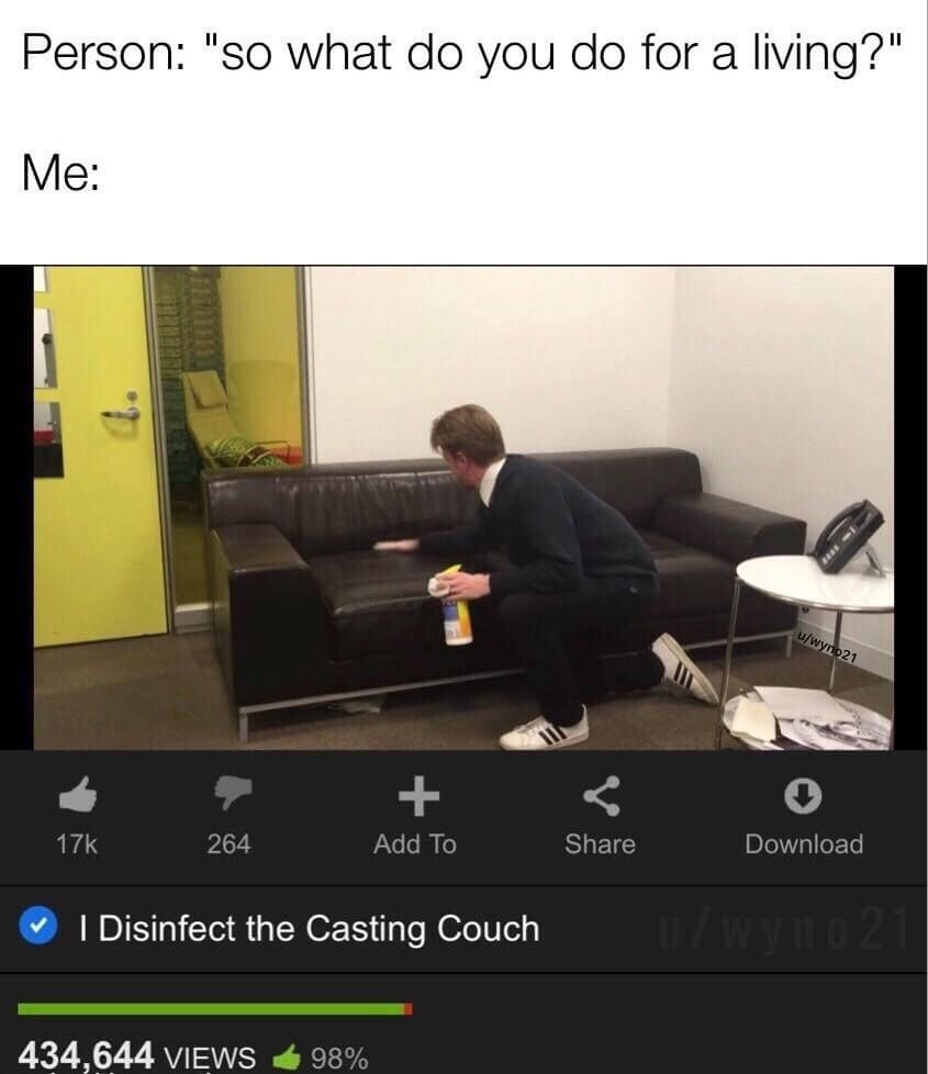 Fake Casting Couch Creampie