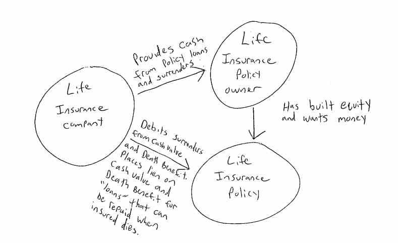 How life insurance policy loans work life insurance