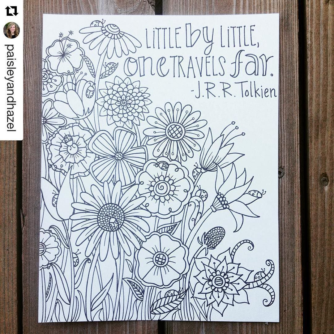 Giveaway of this and more pages like this one in inkspirations