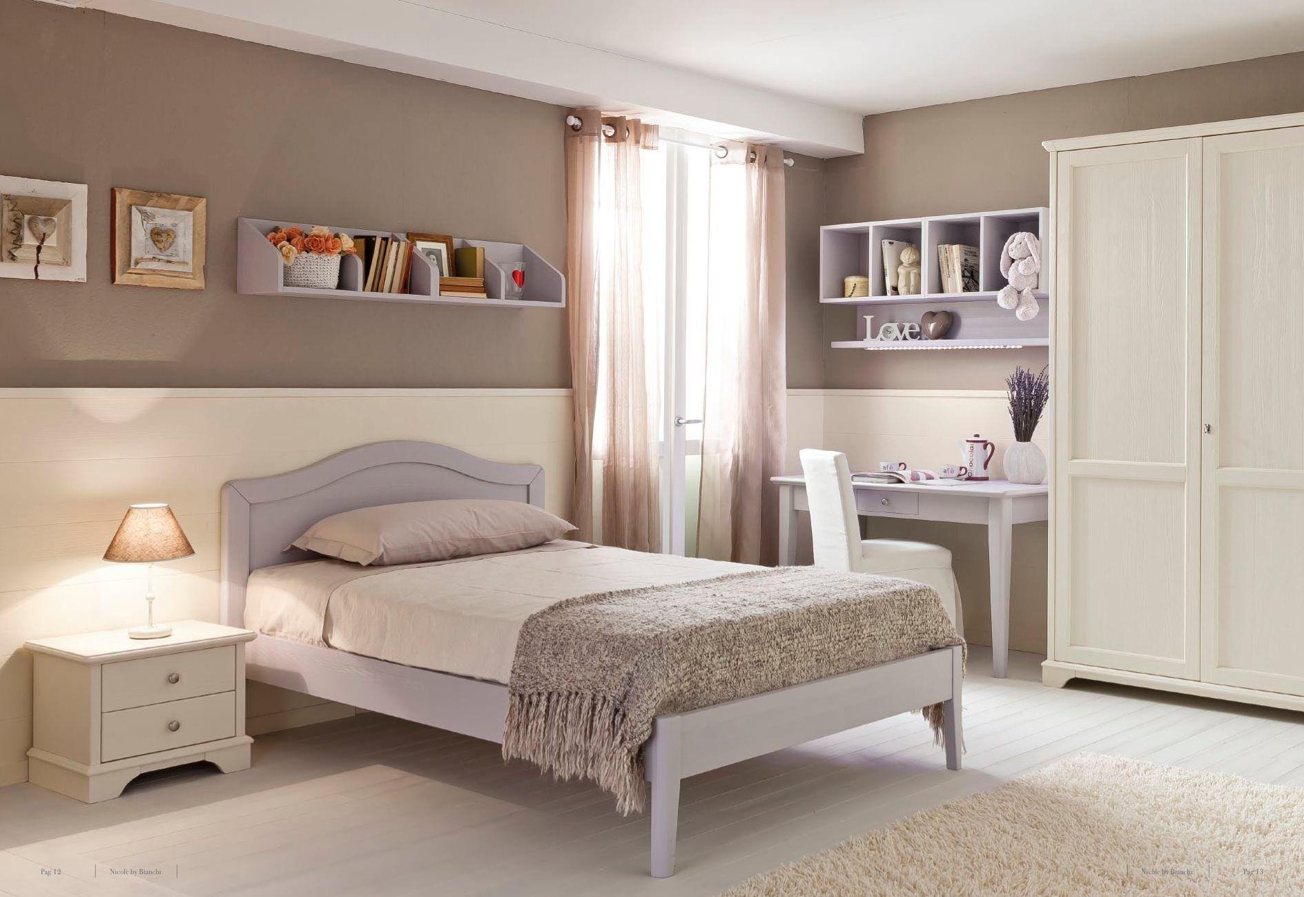 Camerette Stile Shabby Chic.Camerette Stile Country Chic Cameretta Country Classica Letti Home Furniture Home Decor